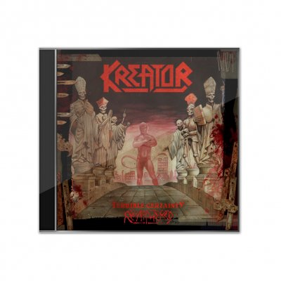 kreator - Terrible Certainty 2xCD