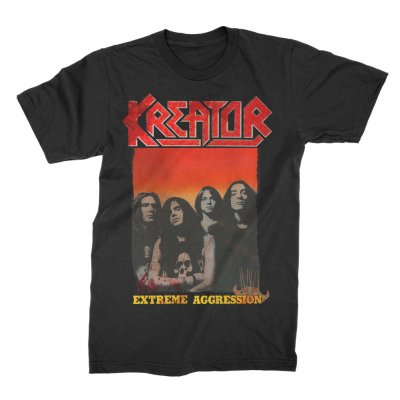 valhalla - Extreme Aggression 2xCD + Extreme Aggression T-Shirt (Black) Bundle