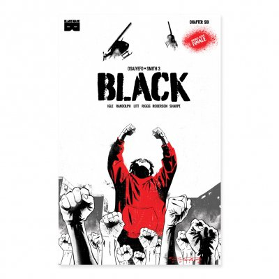 BLACK - Black - Issue 6