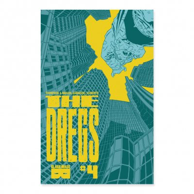 The Dregs - The Dregs - Issue 4