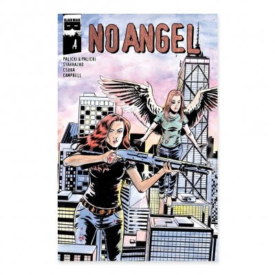 No Angel - No Angel - Issue 4