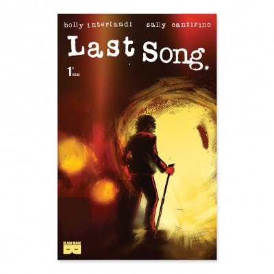 black-mask-studios - Last Song - Issue 1
