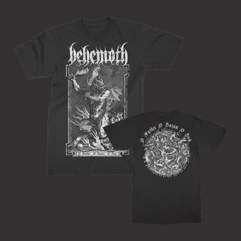 IMAGE | O' Father, O' Satan T-Shirt (Black)