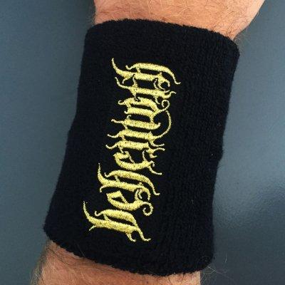 "behemoth - Logo Sweatband (4"")"