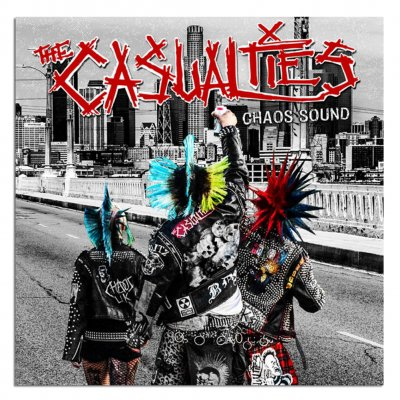 the-casualties - Chaos Sound CD