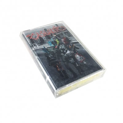 the-casualties - Chaos Sound Cassette
