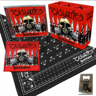 the-casualties - Resistance Digibox