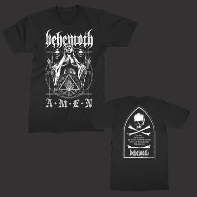 valhalla - Amen T-Shirt (Black)