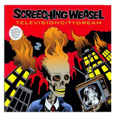 screeching-weasel - Television City Dream (Reissue) CD