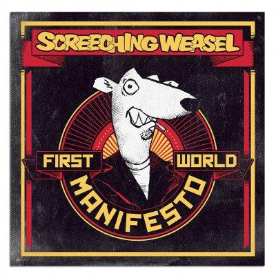 screeching-weasel - First World Manifesto CD