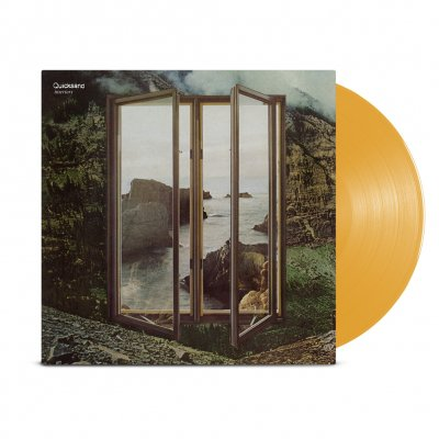 Quicksand - Interiors LP (Orange)