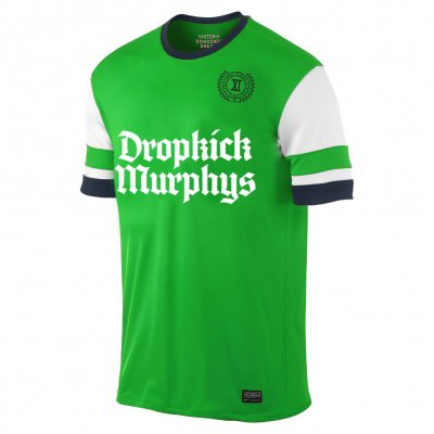 dropkick-murphys - 2017 Limited Edition Soccer Jersey (Green)