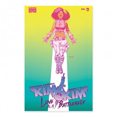 black-mask-studios - Kim & Kim Vol. 2 - Issue 2