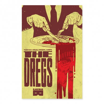 black-mask-studios - The Dregs - Vol 1