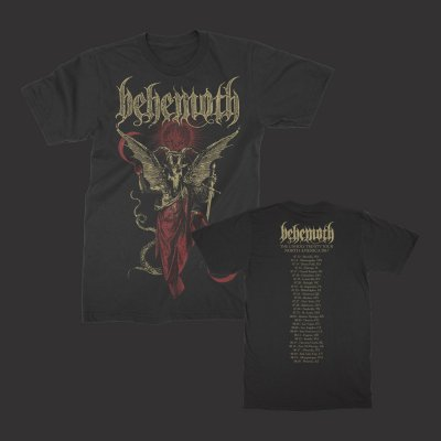 behemoth - Gabriel Tour T-Shirt (Black)