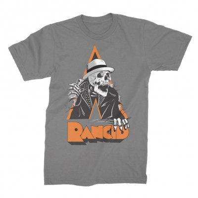 rancid - Skele-Tim Breakout Tee (Grey)