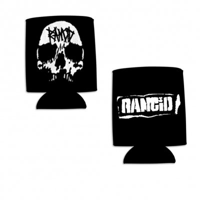 rancid - Rancid Skull Coozie