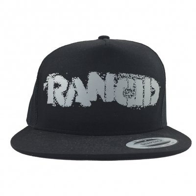 rancid - Stencil Logo Trucker Hat