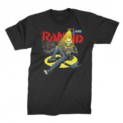 rancid - Telegraph Tee (Black)
