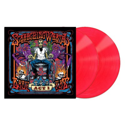 screeching-weasel - Baby Fat Act 1 - 2 x Vinyl (Red)