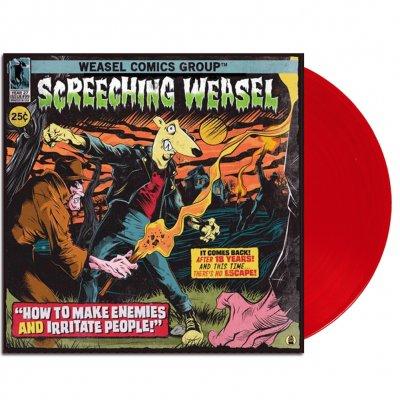 screeching-weasel - How To Make Enemies And Irritate People - Vinyl