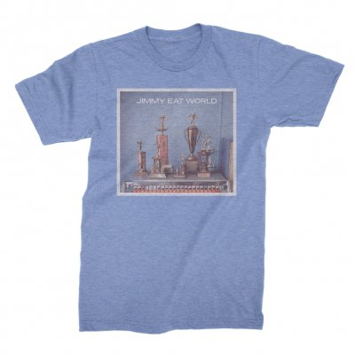 jimmy-eat-world - Bleed American 2017 Tee (Blue)