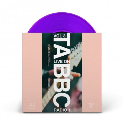 "touche-amore - Live on BBC Radio 1: Vol 3 7"" (Purple)"