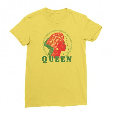 Queen - Women's T-Shirt (Sunshine)