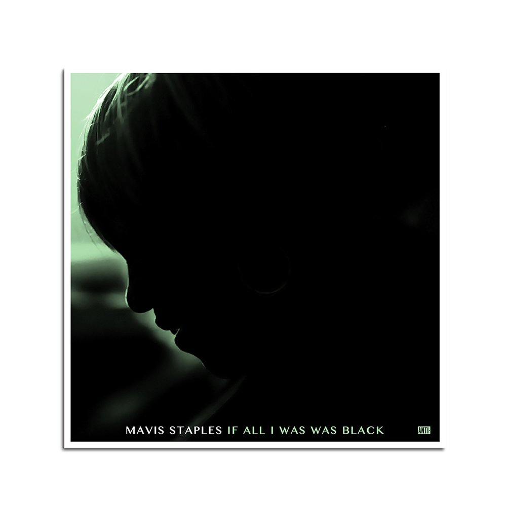 IMAGE   If All I Was Was Black CD