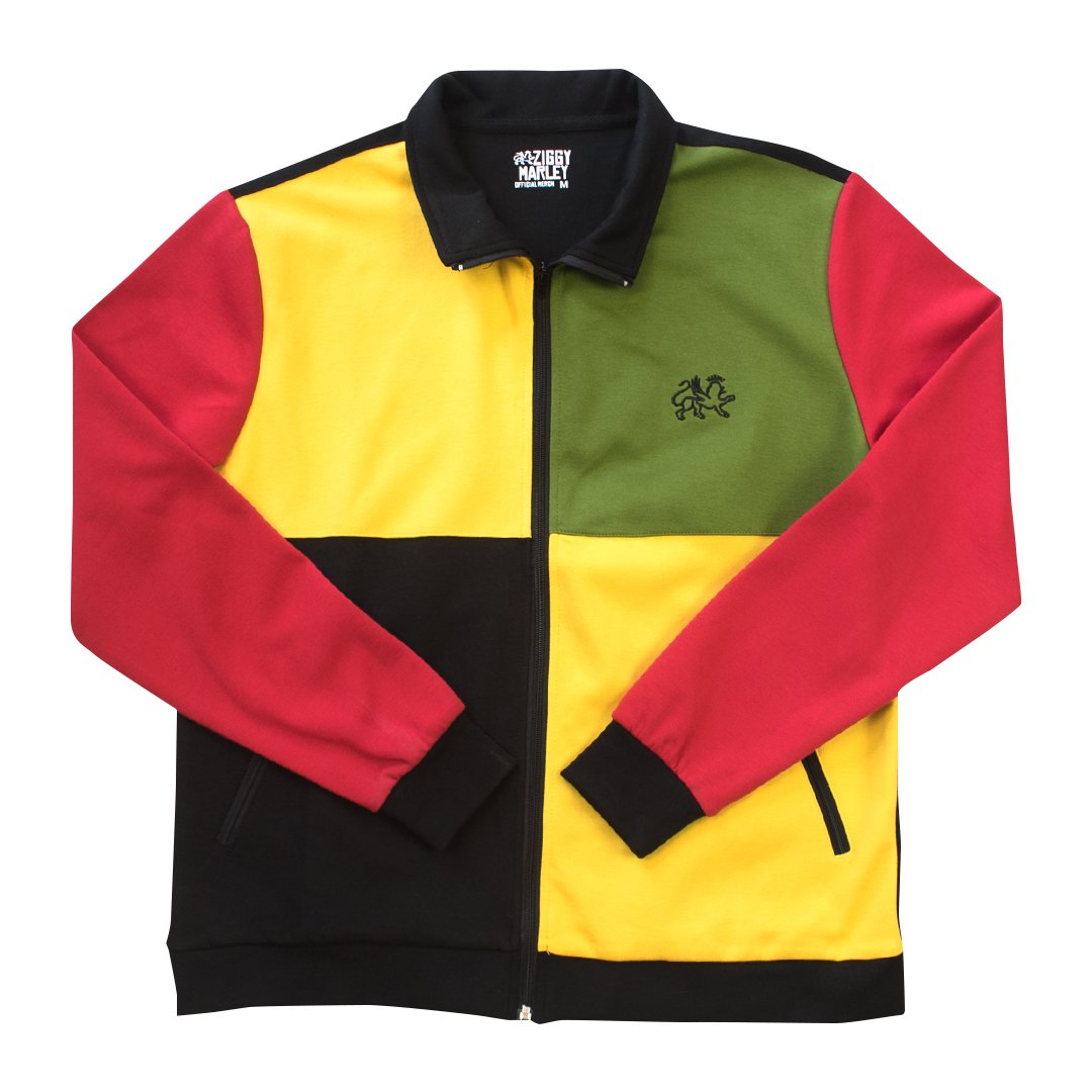 Rasta Track Jacket