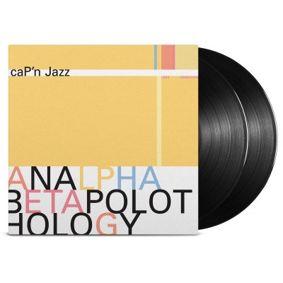 Cap'n Jazz - Analphabetapolothology 2xLP (Black 180)