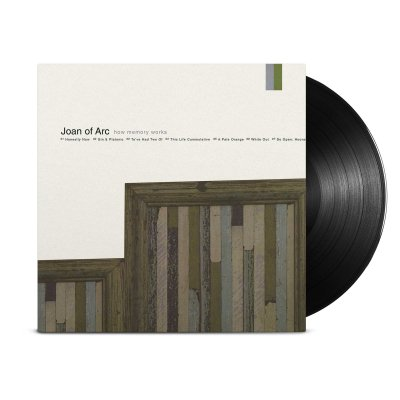 jade-tree - How Memory Works LP (Black 180)