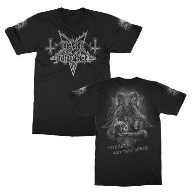To Carve Another Wound T-Shirt (Black)