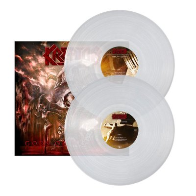 kreator - Gods of Violence 2xLP (Clear)
