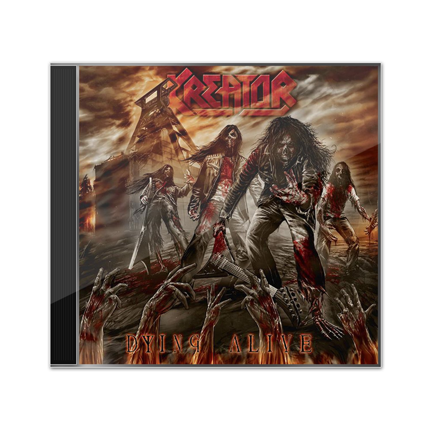 IMAGE | Dying Alive 2CD