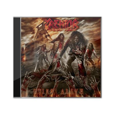 Dying Alive 2CD