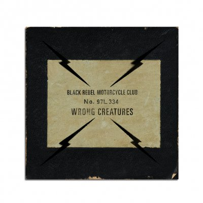 Black Rebel Motorcycle Club - Wrong Creatures CD + Digital Download