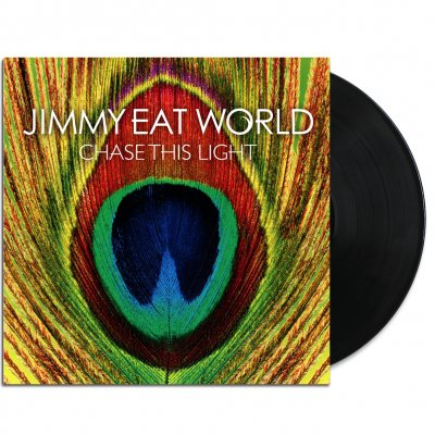 jimmy-eat-world - Chase This Light LP (Black)