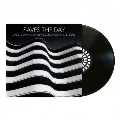 Saves The Day - Ups And Downs: Early Recordings & B-Sides LP (Blac
