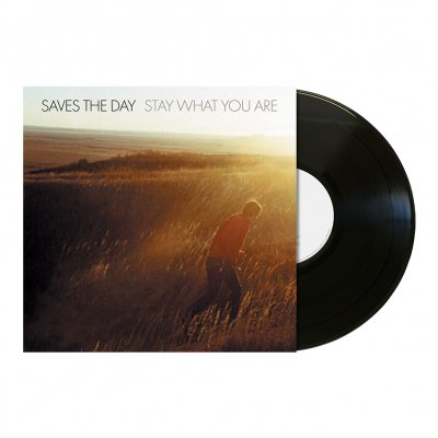 Saves The Day - Stay What You Are LP (Black 180g)
