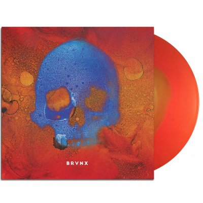 the-bronx - V LP (Orange/Yellow)