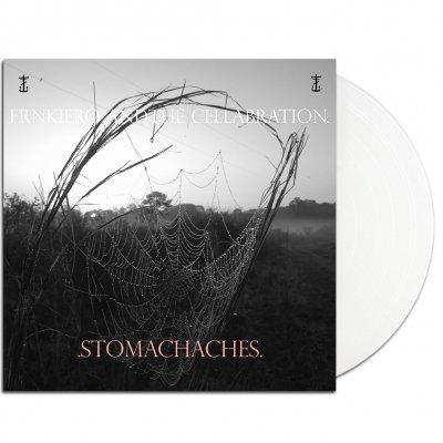 frank-iero - .STOMACHACHES. LP (White)
