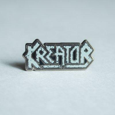 Kreator - Logo Enamel Pin