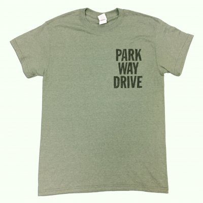 parkway-drive - Unbreakable Tee (Heather Green)
