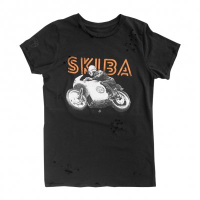 matt-skiba - The Moto Women's Tee