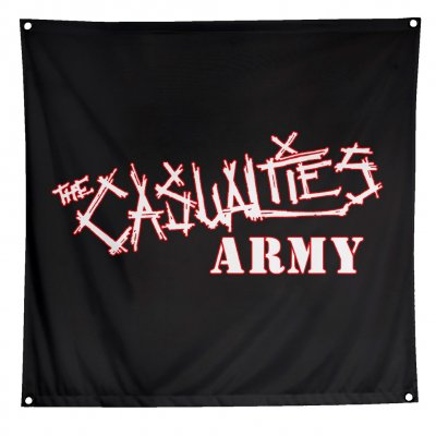 the-casualties - Army Flag