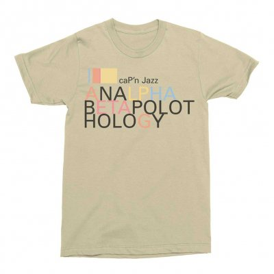 jade-tree - Analphabetapolothology Tee (Sand)