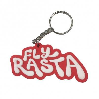 ziggy-marley - Fly Rasta Keychain