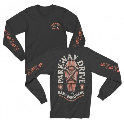 parkway-drive - Nails Long Sleeve Tee (Black)