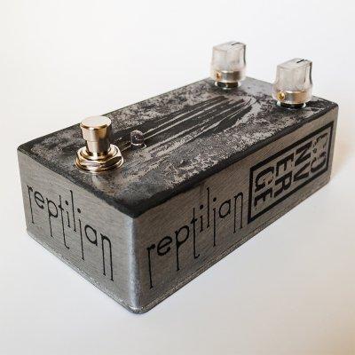 converge - Reptilian Guitar Pedal
